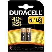 Duracell Specialty Type N Alkaline Battery (Pack of 2)