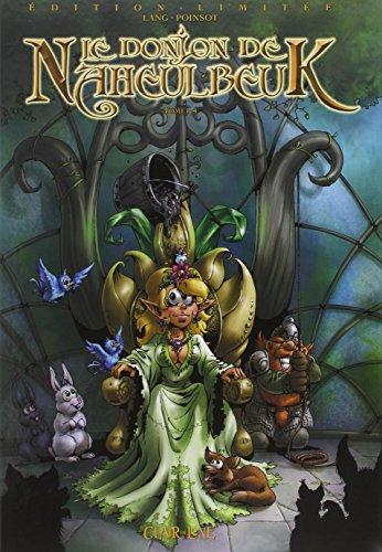 Le Donjon de Naheulbeuk, Tome 14 : : Edition collector Livre + Ecran pour jeu de rôle