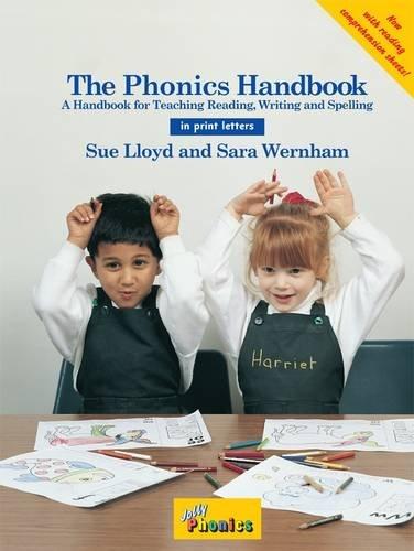 The phonics handbook. In print letters. Per la Scuola elementare