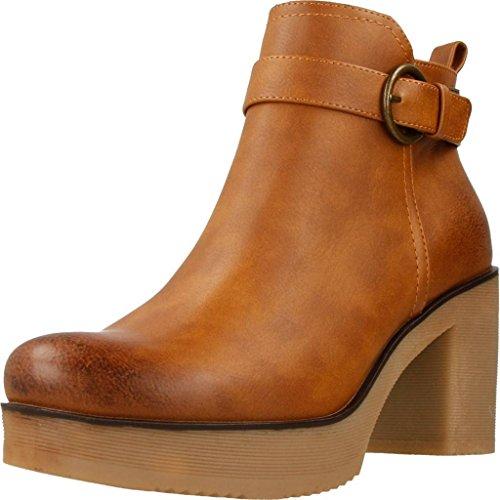 Bottines - Boots, couleur Marron , marque MTNG, modèle Bottines - Boots MTNG 55516M Marron
