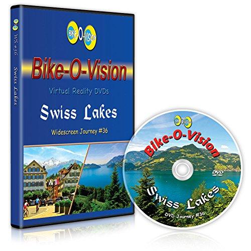 Preisvergleich Produktbild Bike-O-Vision Cycling Journey- Swiss Lakes (WS 36)