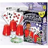 Hanky Panky Toys - Magia sensacional, set de 25 trucos de bolsillo, con DVD (HM6646)