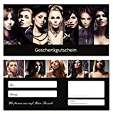20 Stück Geschenkgutscheine (GUT-693) Gutscheine Gutscheinkarten für Einzelhandel im Bereich Mode Kleider Klamotten Einzelhandel Wellness Shopping Dessous