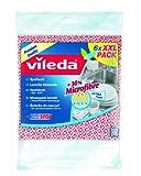 Vileda Spültuch mit 30% Microfaser, 6er Sparpack