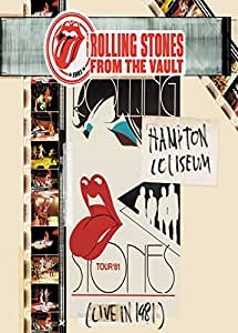 From The Vault - Hampton Coliseum - Live In 1981 [DVD+ 2CD] [2014] [NTSC]