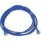 HYPERION Wire Mesh Guard 3mm x 1m blau GEWEBE SCHUTZSCHLAUCH