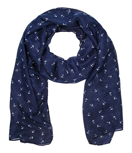six-marine-light-blue-scarf-scarves-shawl-with-white-anchor-print-navy-accessory-highlight-356-992