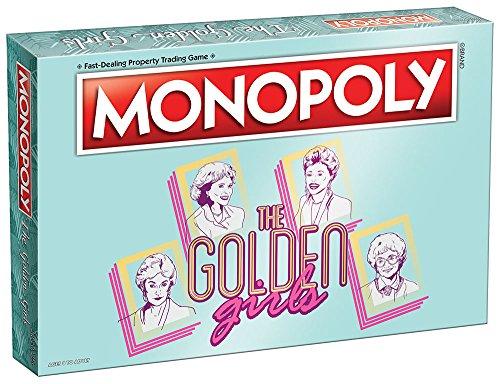 Monopoly The Golden Girls Edition Juego De Mesa