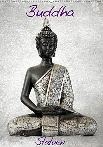 Buddha Statuen / CH-Version (Wandkalender 2020 DIN A2 hoch): Eine Feier des Buddhismus (Monatskalender, 14 Seiten ) (CALVENDO Glaube)