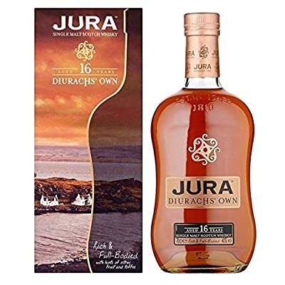 Isle Of Jura 16 Year Old Malt 70cl - (Pack of 2)