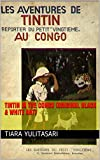 Tintin In The Congo (Original Black & White Art)