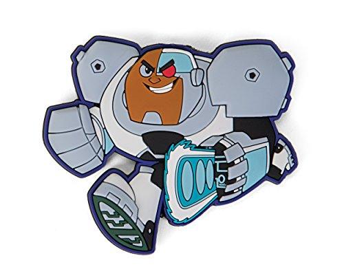 Teen Titans Party Supplies - DC 45633 Teen Titans Go Cyborg