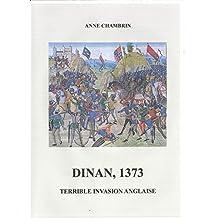 Dinan, 1373: Terrible invasion anglaise