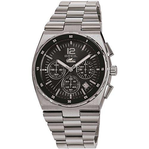 Breil Reloj Cronógrafo para Hombre de Cuarzo con Correa en Acero Inoxidable TW1639