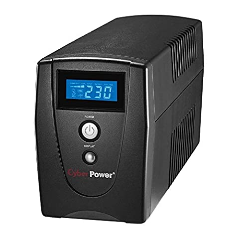 CyberPower Value 600E - USV - 360 Watt - 600 VA