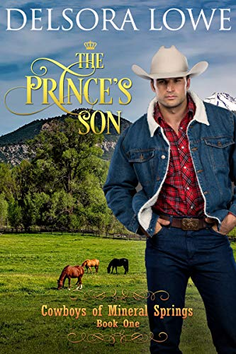 The Prince's Son (Cowboys of Mineral Springs Book 1) (English Edition) -