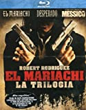 Desperado + El mariachi + C'era una volta in Messico [Blu-ray] [IT Import]