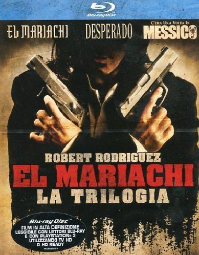Desperado + El mariachi + C'era una volta in Messico [Blu-ray] [IT Import]