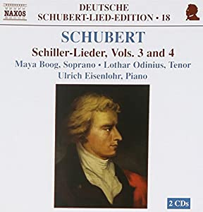Schubert Naxos