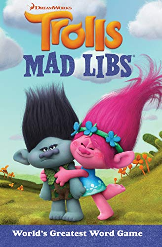 Trolls Mad Libs por Molly Reisner