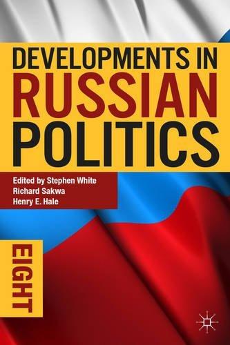 Developments in Russian Politics 8 (Developments in Politics) (8th edition) [Paperback]