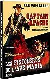 Captain apache / les Pistoleros de l'Ave maria - Coffret 2 DVD