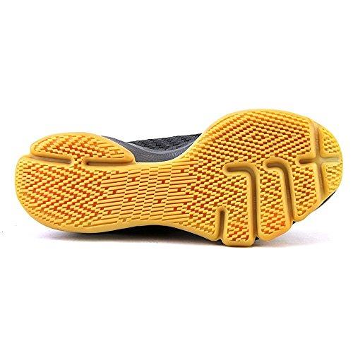 Nike KD 8 Ext, Chaussures de Sport-Basketball Homme, Noir Multicolore - Negro / Naranja (Black / Blk-Mtllc Gld-Lsr Crmsn)