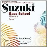 Suzuki Bass School, Vol 1 (Suzuki Method Core Materials)
