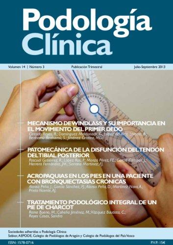 Podología Clínica 3-2013 por Varios Autores