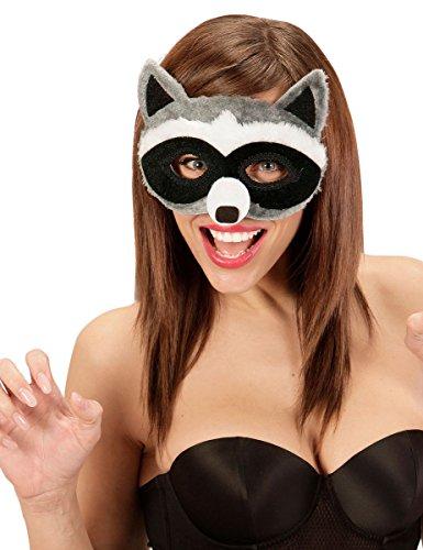 Maske Waschbär Kostüm - WIDMANN FEHLER:#NAME?
