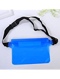 Forberesten Waterproof Waist Bag Case Pouch For Outdoors Swimming Drifting Camping And Other Outdoor Sports
