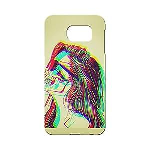 BLUEDIO Designer 3D Printed Back case cover for Samsung Galaxy S6 Edge Plus - G0518