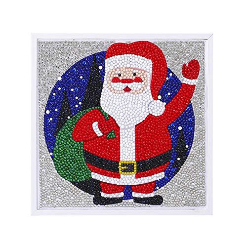 Kostüm Kind Gargoyle - MA87 Weihnachten gerahmte Diamant Malerei Kinder handgemachte DIY Lernspielzeug (A)
