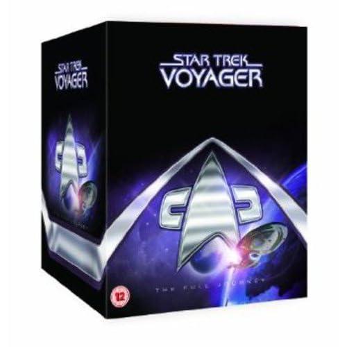 Star Trek Voyages Collection Repack 2013 (48 Discs) [Edizione: Regno Unito] [Italia] [DVD] 5