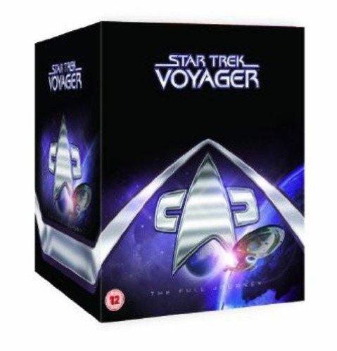 Star Trek Voyager: The Complete Collection Komplette Serie Staffel 1-7 EU-Import mit Deutscher Tonspur! (Box-sets Komplette)