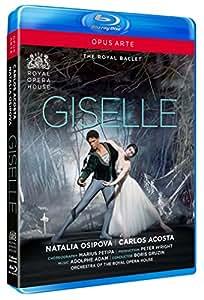 Adolphe Adam: Giselle (Royal Opera House, 2014) [Blu-ray]