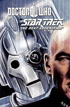 Star Trek: The Next Generation/Doctor Who: Assimilation Vol. 2 (Star Trek The Next Generation/Doctor Who: Assimilation) by [Tipton, David, Tipton, Scott]