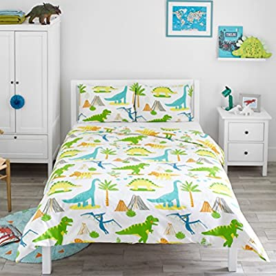 Bloomsbury Mill Dinosaur World - Bedding Set