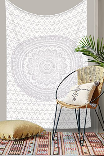original-silver-ombre-mandala-tapestry-unique-collection-by-rawyal-crafts-hippie-wall-hanging-tapest