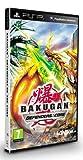 Bakugan: Defensores de la Tierra PSP