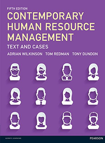 Contemporary human resource management text and cases ebook adrian contemporary human resource management text and cases by wilkinson adrian redman fandeluxe Gallery