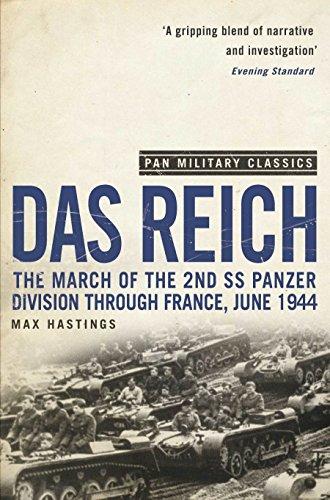 Das Reich (Pan Military Classics) por Max Hastings