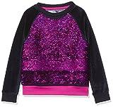 Desigual Mädchen Sweatshirt Sweat_EPICURO, Blau (Navy 5000), 128 (Herstellergröße: 7/8)