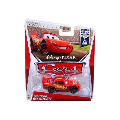 Disney Pixar Cars Diecast Flash Lightning McQueen