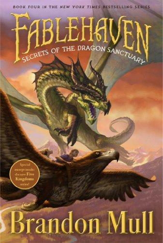 Secrets of the Dragon Sanctuary (Fablehaven, Band 4)