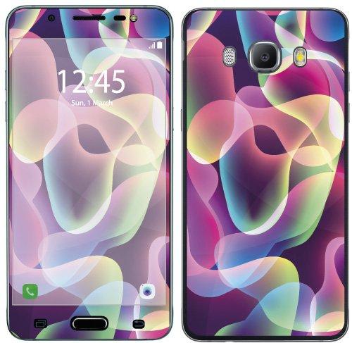 Royal Wandtattoo RS. 133106selbstklebend für Samsung Galaxy J52016, Motiv Rauchmelder,...