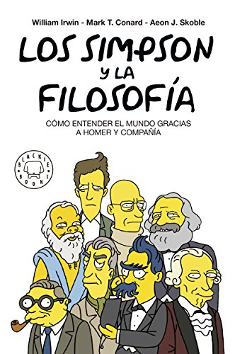Los Simpson y la filosofía por William Irwin