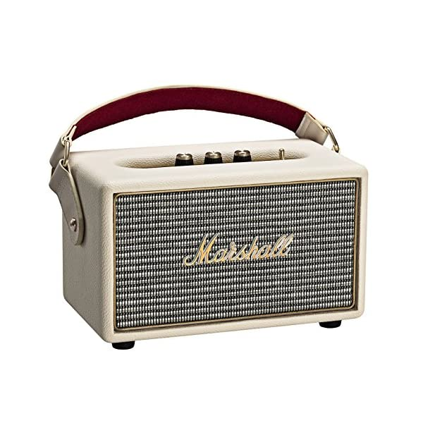 Marshall-Kilburn-Altavoz-porttil-100-dB-25-W-Bluetooth-color-crema