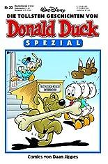 Die tollsten Geschichten von Donald Duck - Spezial Nr. 23: Comics von Daan Jippes hier kaufen