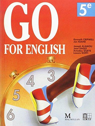 Go for English, 5e par K. Cripwell, J. Keane
